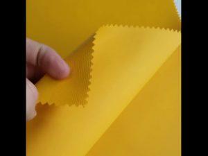 100% पॉलिएस्टर सामग्री ऑक्सफोर्ड पीवीसी टुकड़े टुकड़े बैग बैग