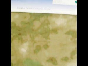 1000 डी नायलॉन ऑक्सफोर्ड पानी प्रतिरोधी छद्म पुउ लेपित कपड़े