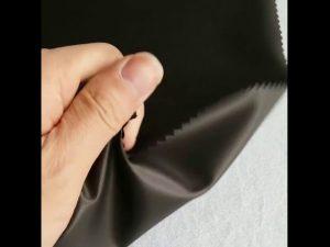 2018 उच्च गुणवत्ता 100% नायलॉन 420 डी ripstop आउटडोर जैकेट कपड़े रोल