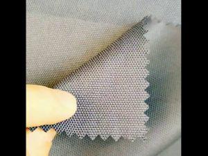 600 डी पॉलिएस्टर फैब्रिक ऑक्सफोर्ड कपड़े कपड़ा पु कोटिंग
