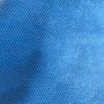 35GSM, 45GSM एसएमएस गैर-बुना कपड़ा सुरक्षात्मक कपड़े और अलगाव सूट कपड़े