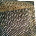 सैन्य अस्तर के लिए उच्च गुणवत्ता 380gsm पॉलिएस्टर वार बुनाई जाल कपड़े