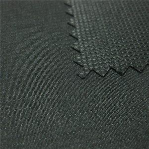 चीन निर्माता पॉली पोंगी कपड़े थोक