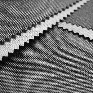 बैग के लिए लेपित पु के साथ उच्च शक्ति बैलिस्टिक नायलॉन 1000 डी कॉर्डूरा सैन्य नायलॉन कपड़े