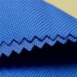 उच्च गुणवत्ता वाले पानी प्रतिरोध 600 डी ऑक्सफोर्ड पु पीवीसी लेपित तम्बू कपड़े