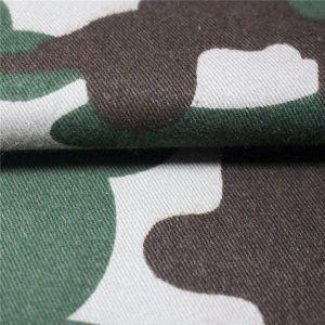 80% कपास 20% पॉलिएस्टर फायरप्रूफ टवील कपड़े