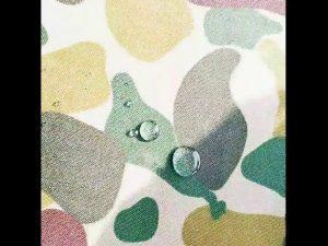वाटरप्रूफ 1000 डी नायलॉन कॉर्डुरा ऑस्ट्रेलिया कैमो मुद्रित कपड़े