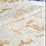अच्छी गुणवत्ता छद्म पैटर्न 100% नायलॉन कपड़े सैन्य उपयोग सुरक्षा