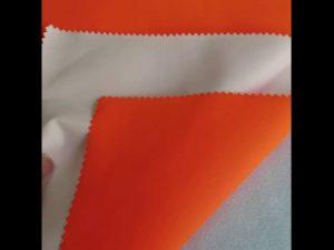 goretex झिल्ली 150T 100% पॉलिएस्टर कपड़े बनाने जैकेट पैंट